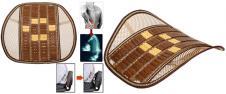 Masážní dřevěná ergonomická opěr…