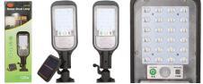 LED solární venkovní světlo 120W…