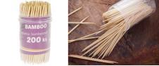Párátka bambusová 200 ks