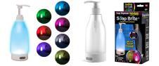 Svítící LED dávkovač mýdla Soap …