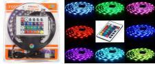 LED pásek RGB 2 m s ovladačem US…