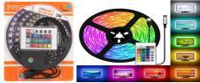 LED pásek RGB 5 m s ovladačem US…