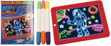 Kreslící LED tabulka Magic Sketc…