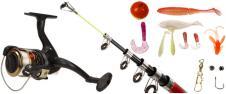 Rybářský set prut a nástrahy GS-…