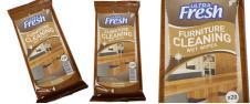 Ultra Fresh vlhčené čistící ubro…