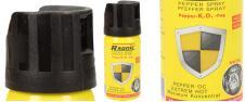 Obranný pepřový sprej 40ml žlutý…