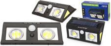 LED solární světlo s pohybovým č…
