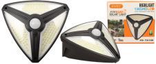 Trojúhelníkové LED solární světl…