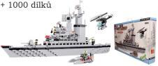 Stavebnice Peizhi Battleship 035…