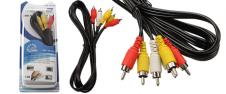 RCA video audio kabel YX-1233