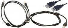 USB kabel 28AWG+24AWG (samec-sam…