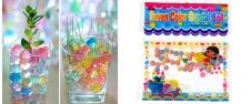 Vodní dekorační hydratační kulič…