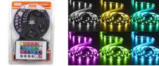 LED pásek RGB 1 m s ovladačem US…