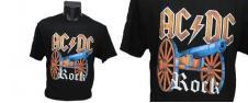 Tričko AC/DC ROCK