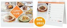 Kalendář 2022 Nejlepší recepty 2…