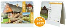 Kalendář 2022 Chaty a chalupy 22…