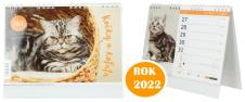 Kalendář 2022 Kočky a koťata 22 …
