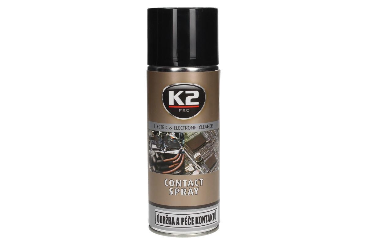 K2 sprej na údržbu a péči kontaktů 400 ml