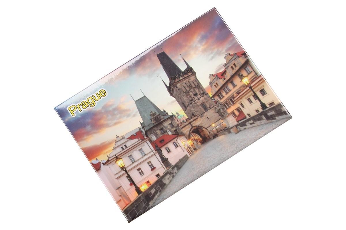 Praha Karlův most magnet 9 x 6,5 cm