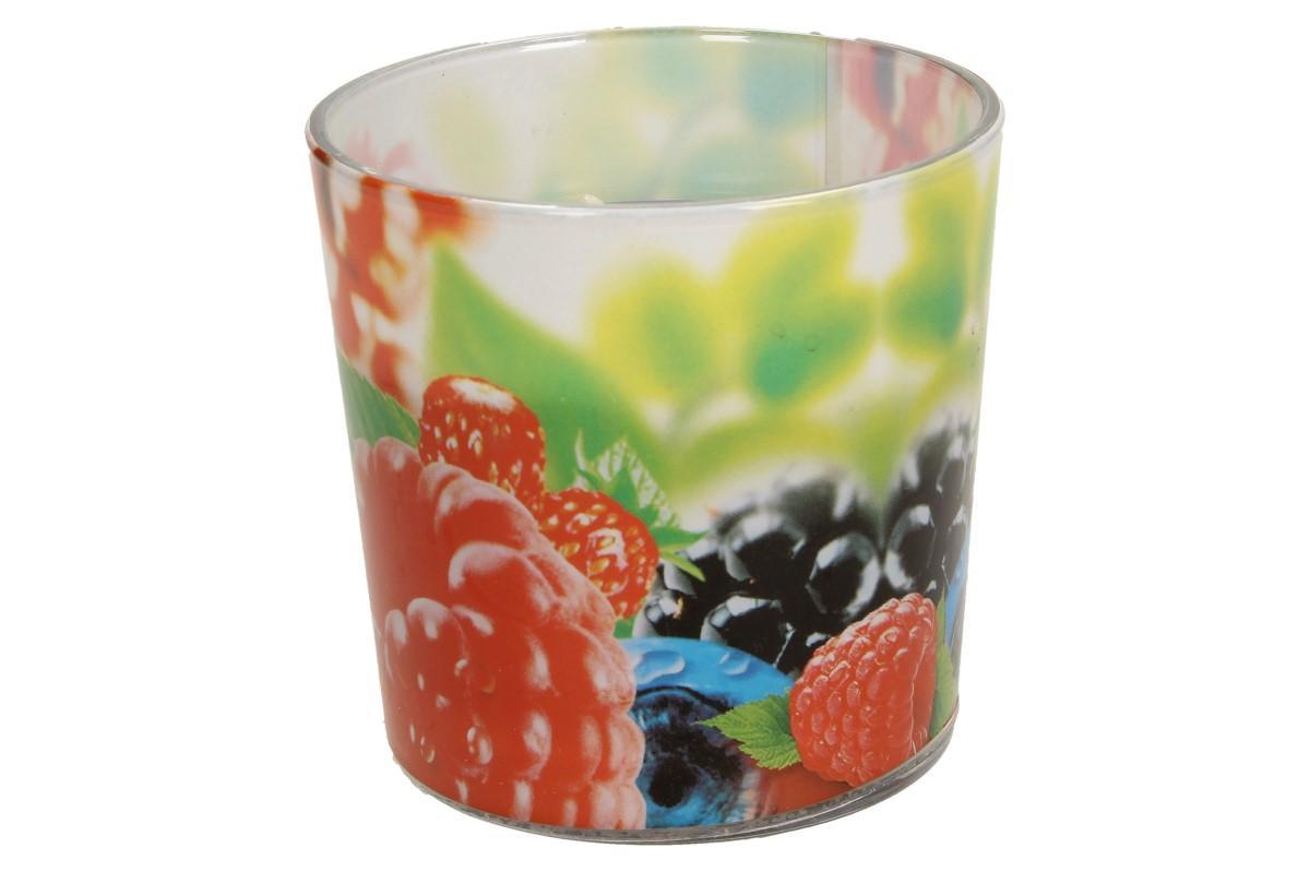 Vonná svíčka Tutti Frutti lesní ovoce