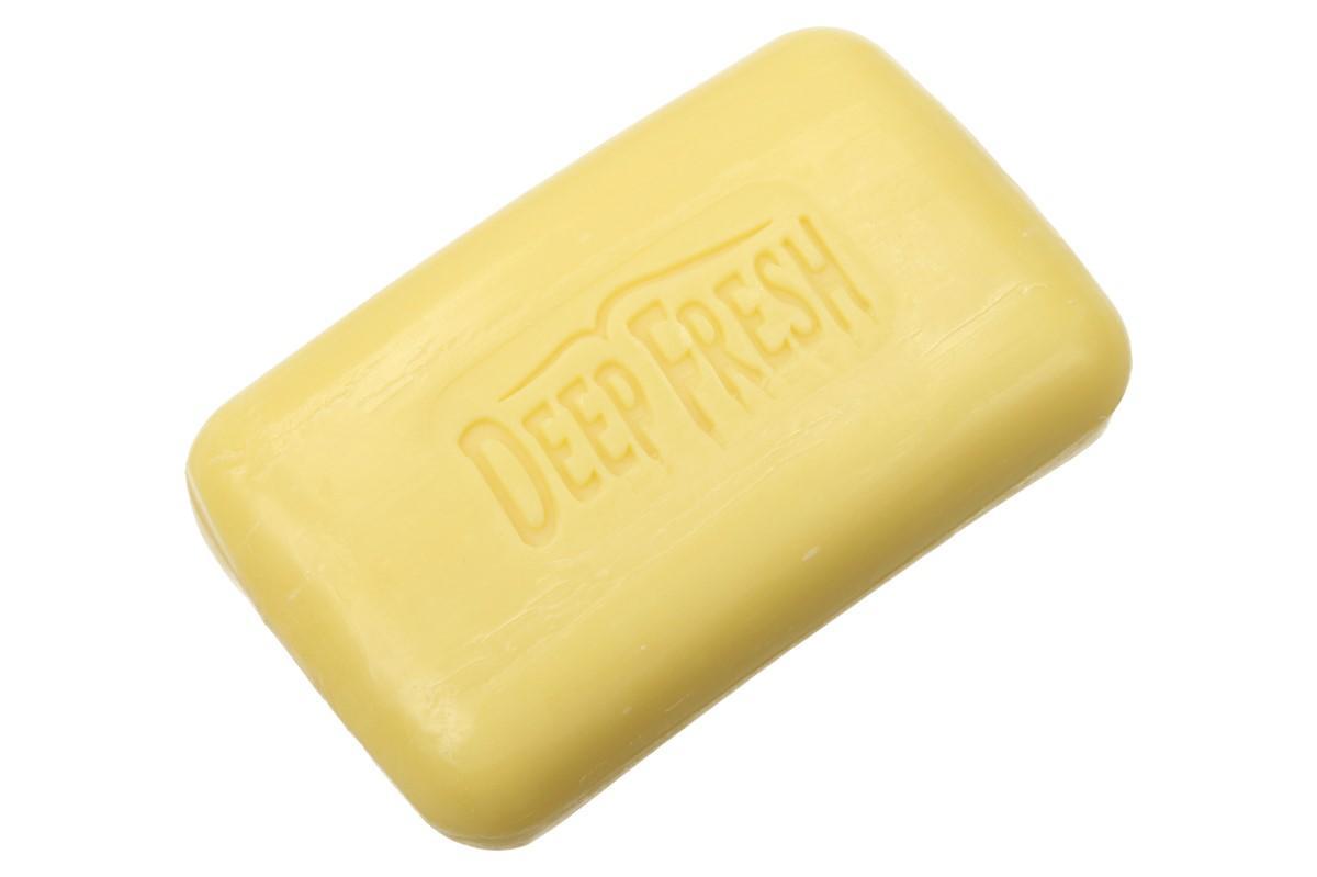Deep Fresh mýdlo na obličej i tělo Citron