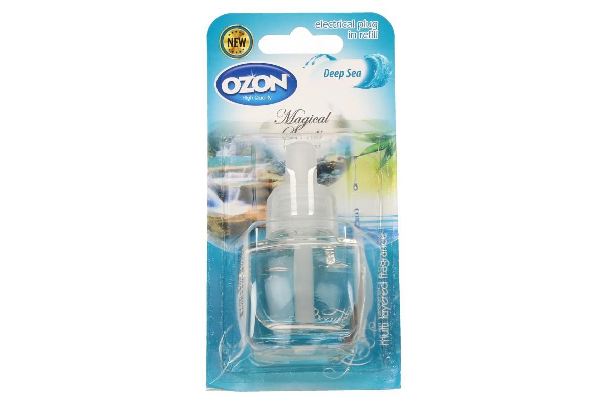Ozon - náplň do elektrického osvěžovače Deep sea