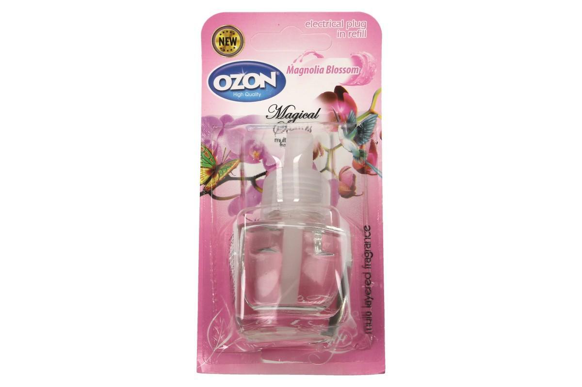 Ozon - náplň do elektrického osvěžovače Magnolia blossom