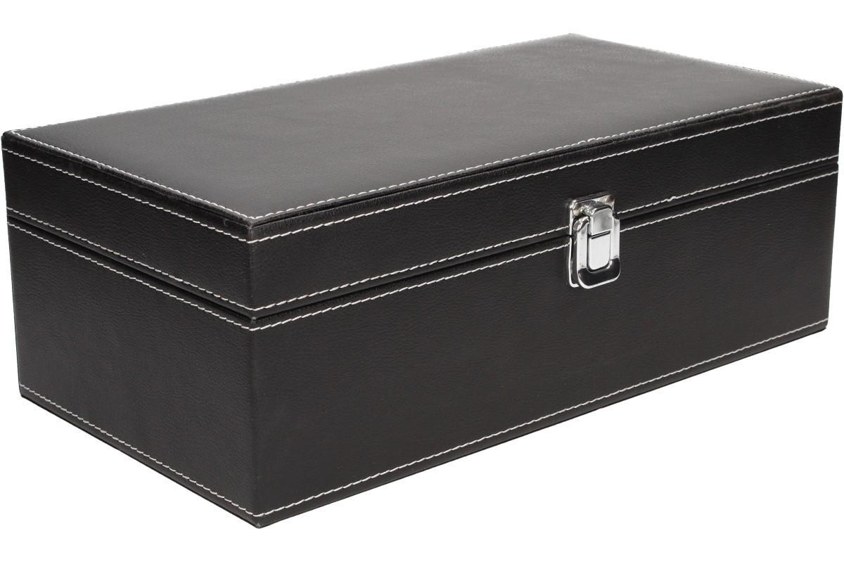 Krabice na víno na 2 kusy v kožence