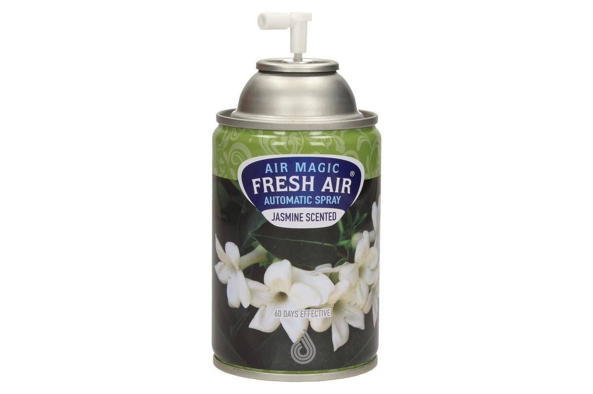 FRESH AIR náplň do automatického osvěžovače vzduchu 260ml - Jasmín