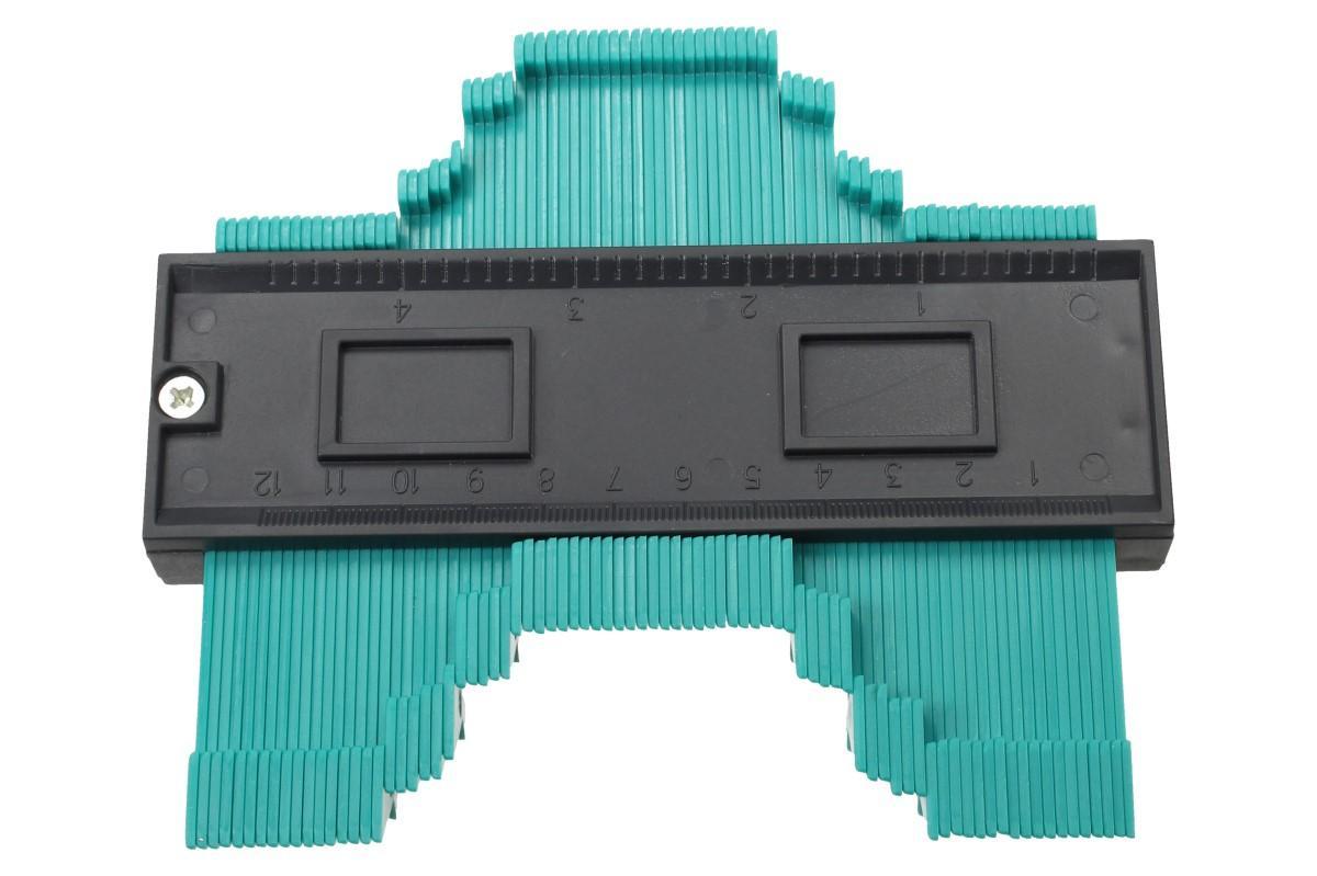 3D šablona na obtisk tvarů