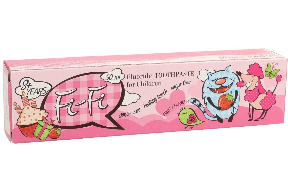 Dětská zubní pasta Fi-Fi 50 ml