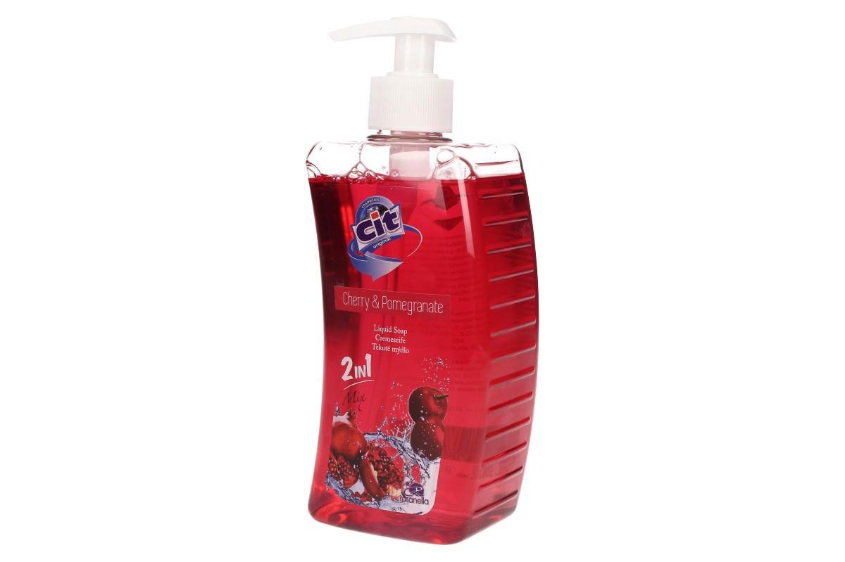Cit tekuté mýdlo 500ml Cherry & Pomegranate 2v1