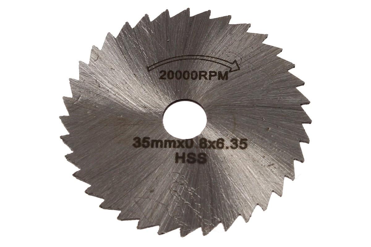 HSS řezací kotoučky 5 kusů