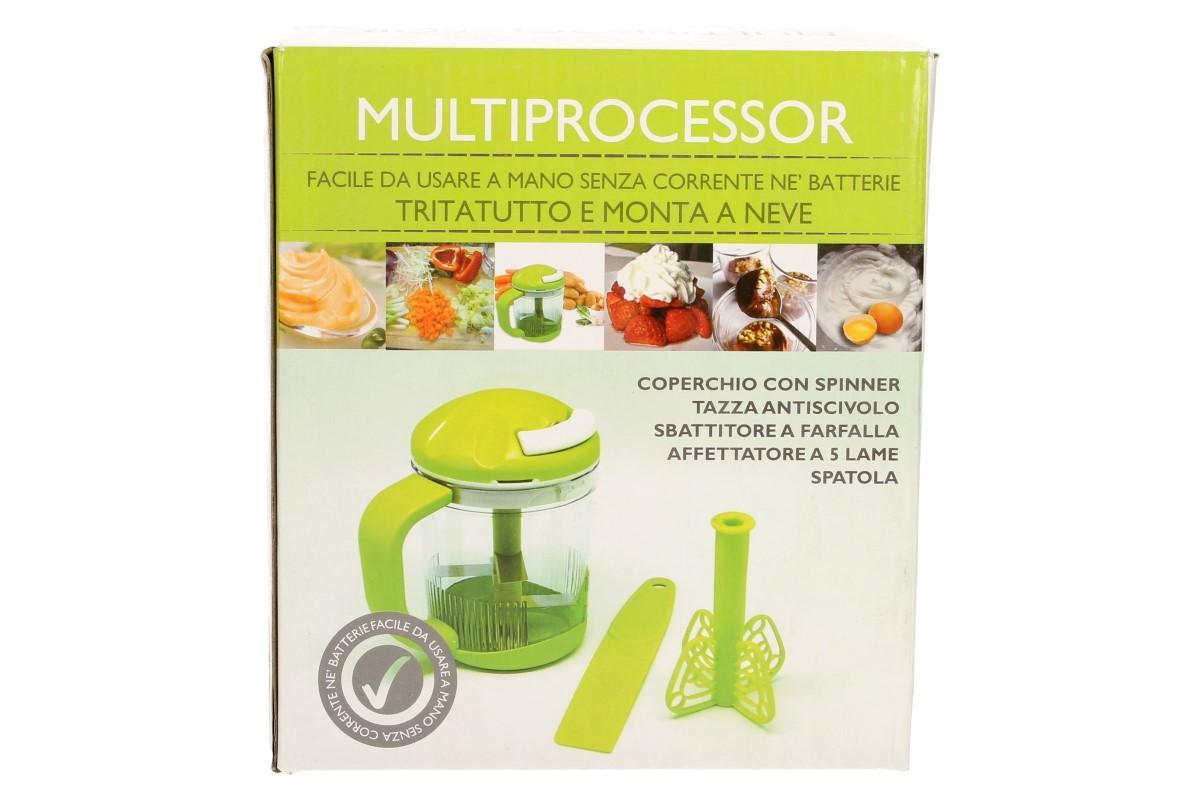 Ruční sekáček potravin Multiprocessor