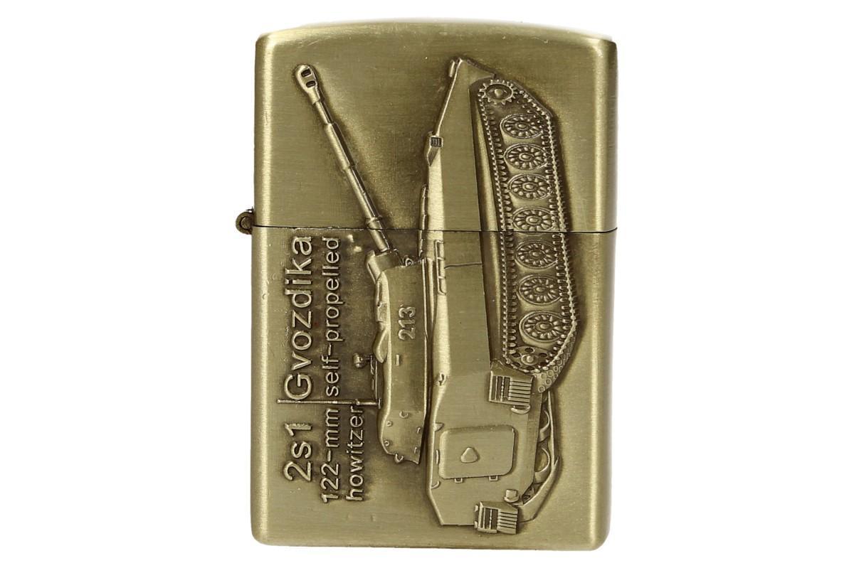 Zapalovače 4 ks - Battle of the Bulge