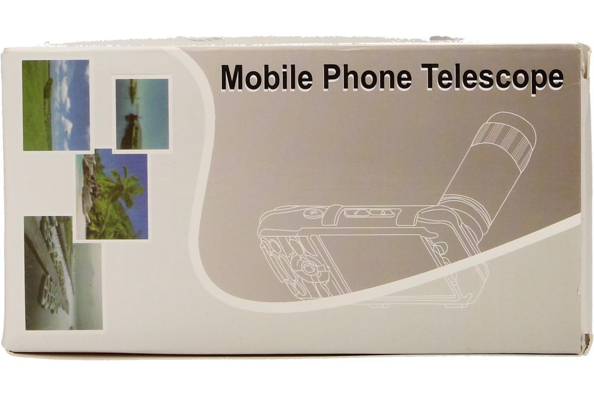 Mobilní teleskop 8x zoom