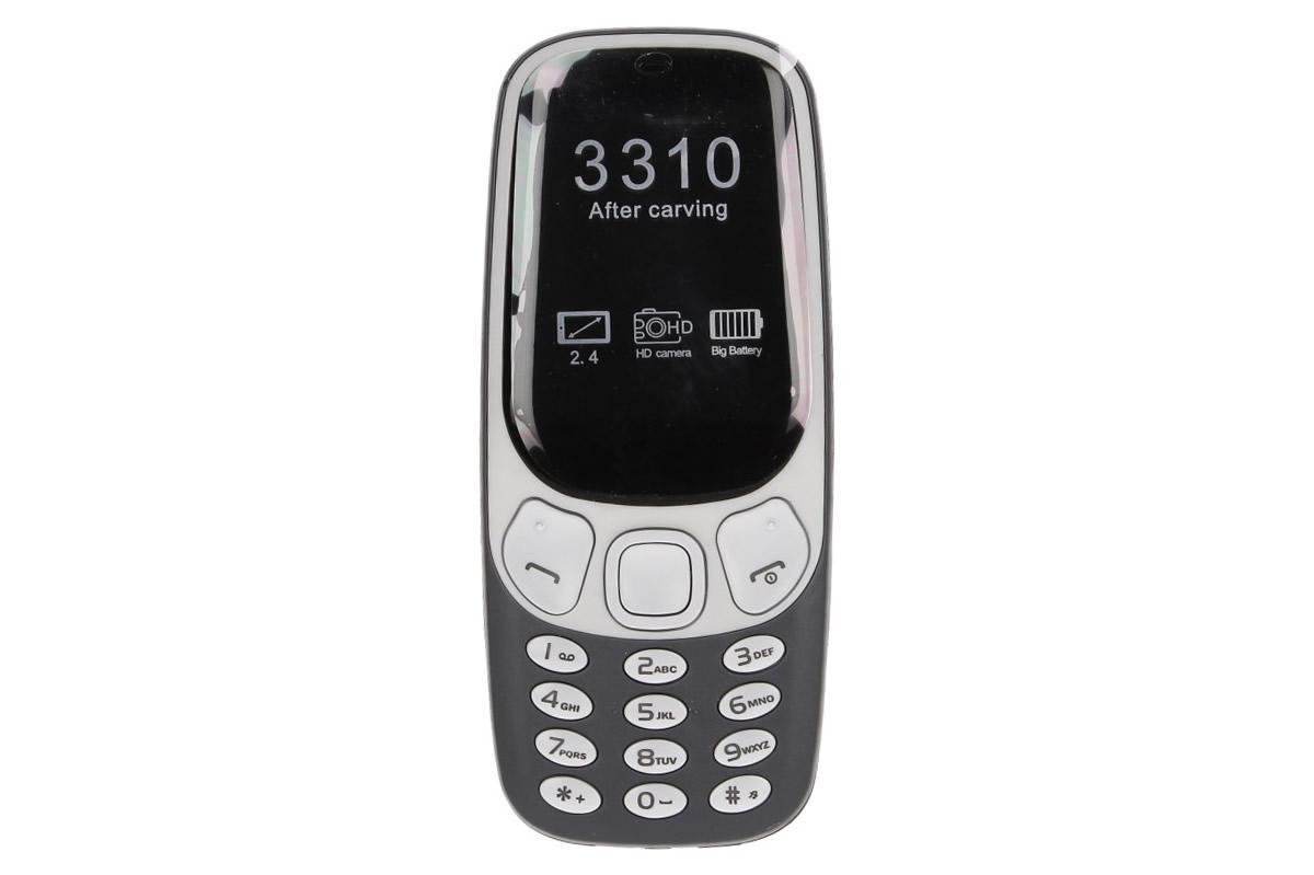 Mobilní telefon 3310 dual SIM