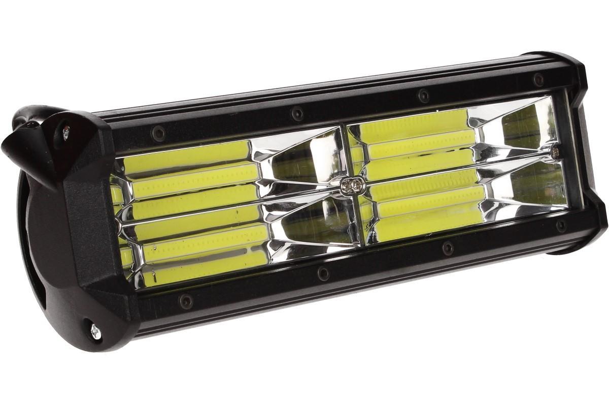 LED rampa na 12V- 4 LED panely