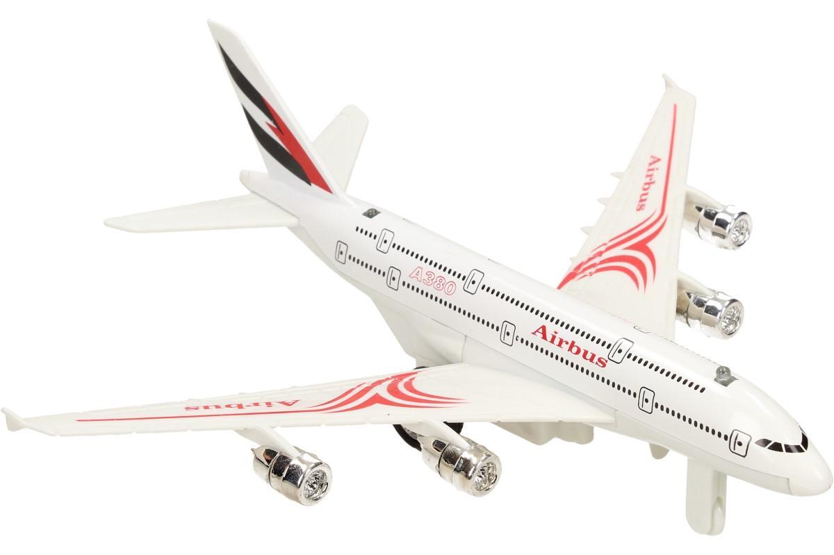 Model letadla Airbus A380 1:300