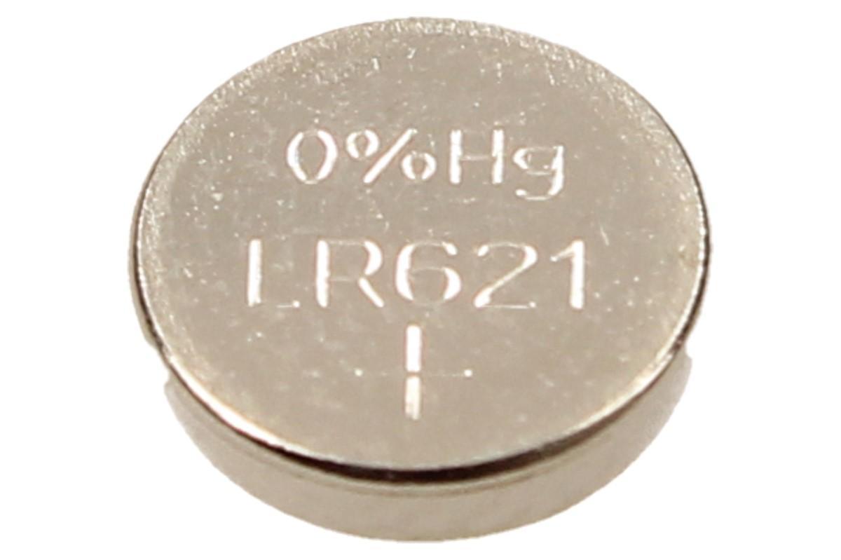Knoflíková baterie AG1 364A CX60 LR621W 1,55V