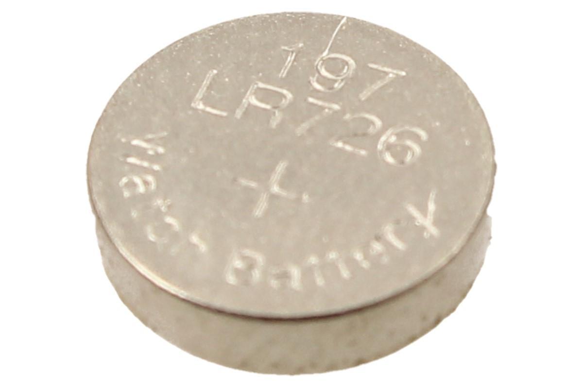 Knoflíková baterie AG2 LR726 1,5V