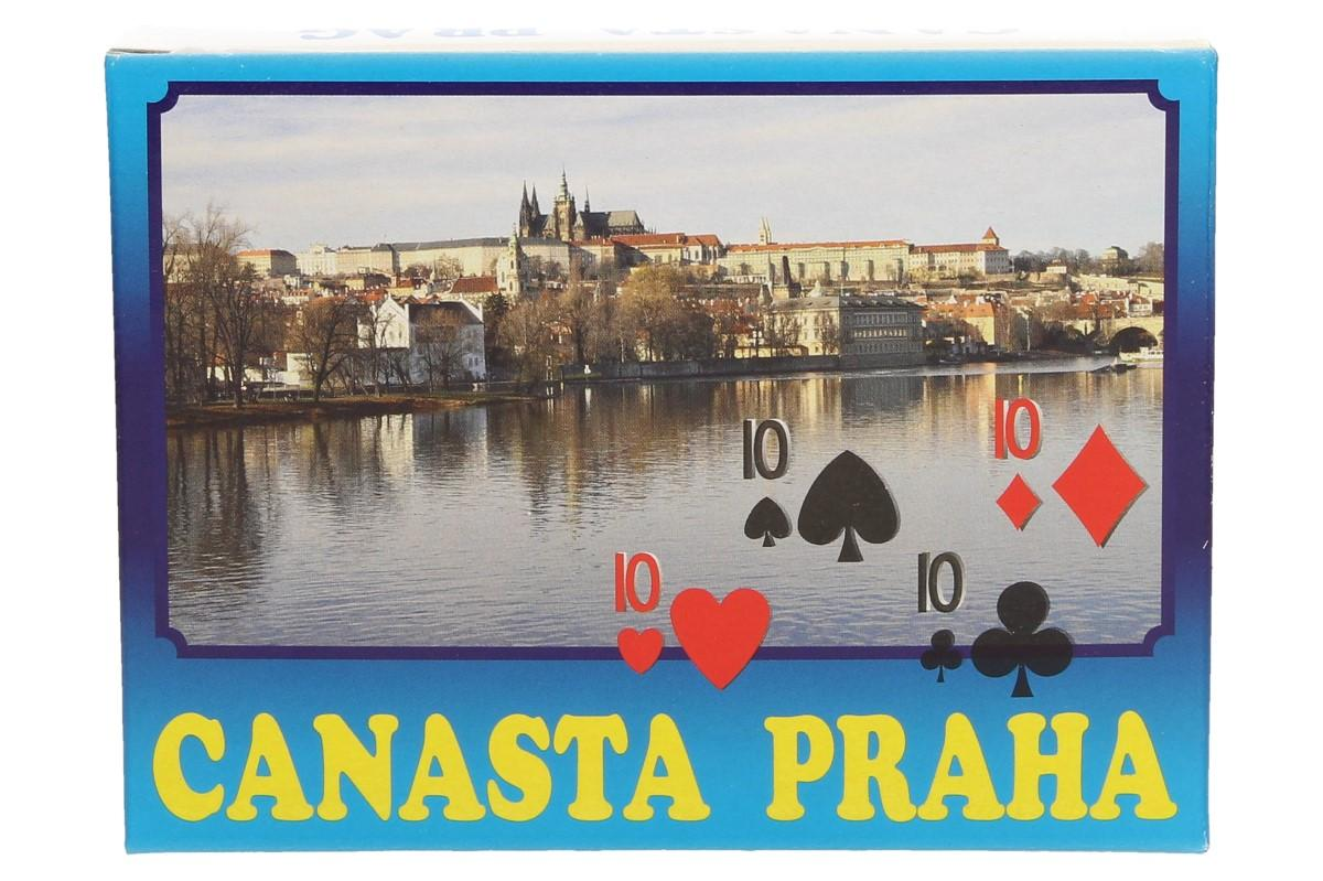 Karty Canasta Praha