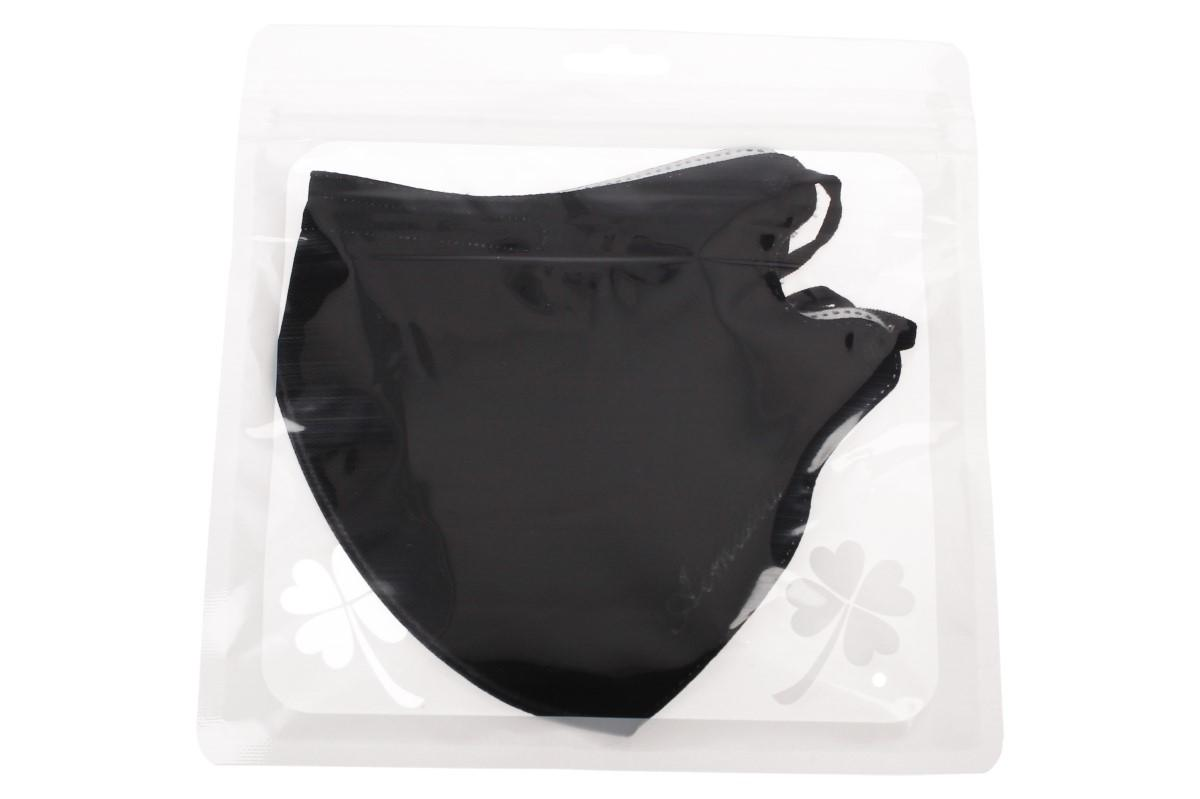 Zimní rouška černá