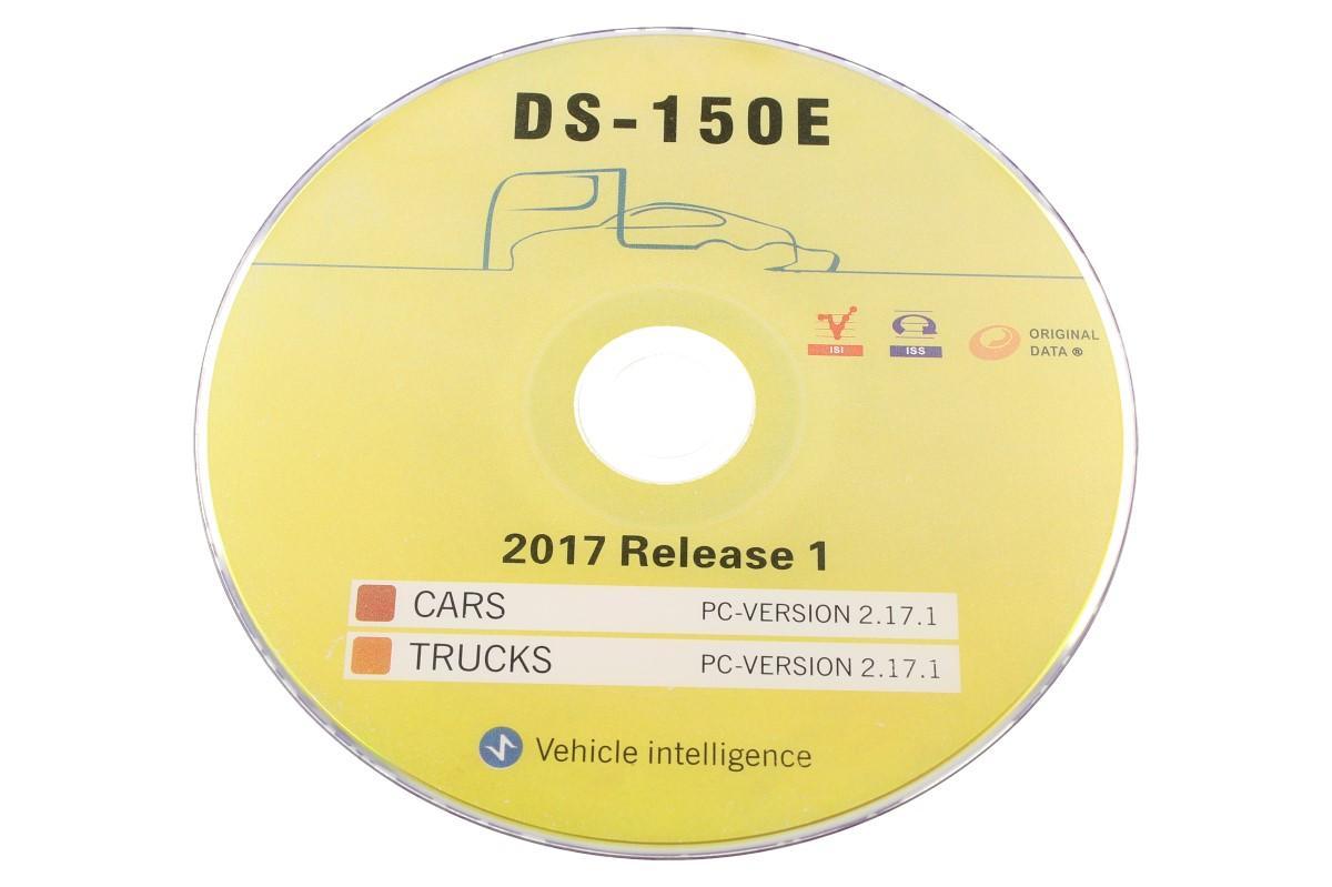 Diagnostika DS-150E s bluetooth