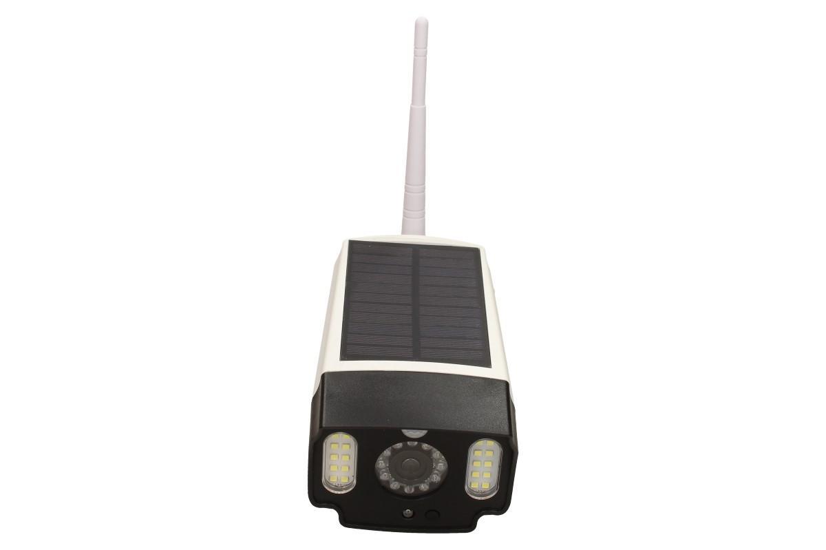 Imitace bezpečnostní kamery T-28 s LED solárním světlem
