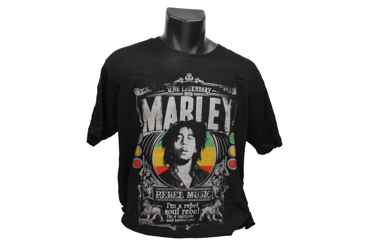 Tričko The Legendary Bob Marley