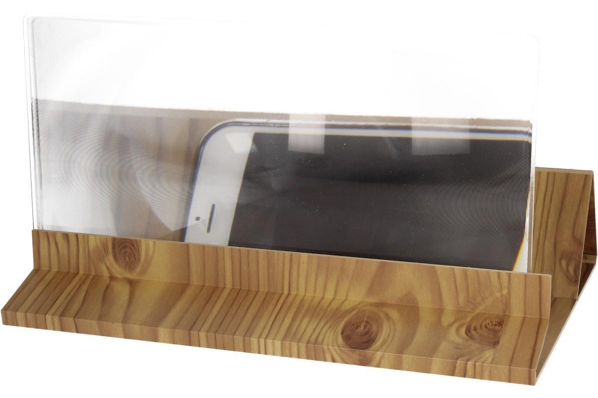 Zvětšovací lupa se stojánkem na telefon 12 palců