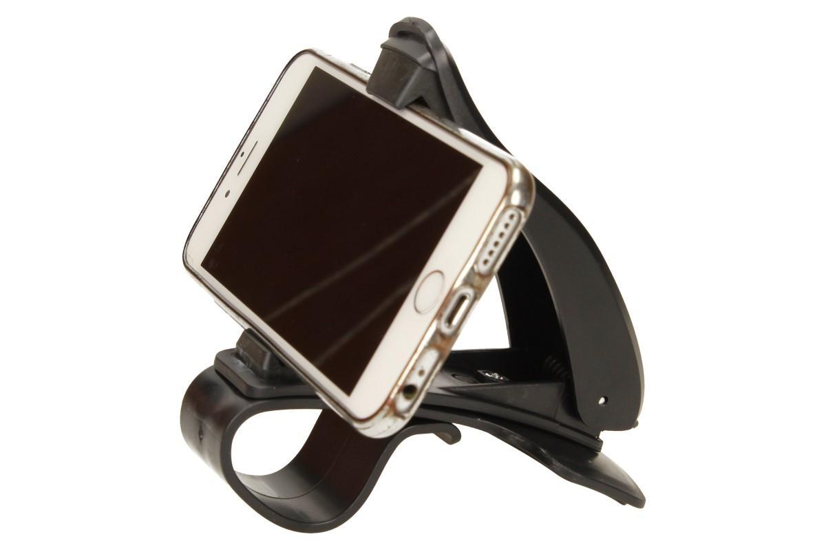 Držák telefonu na hranu palubní desky