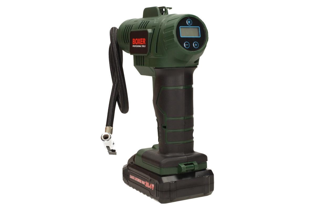 Akumulátorový kompresor BOXER SR-046