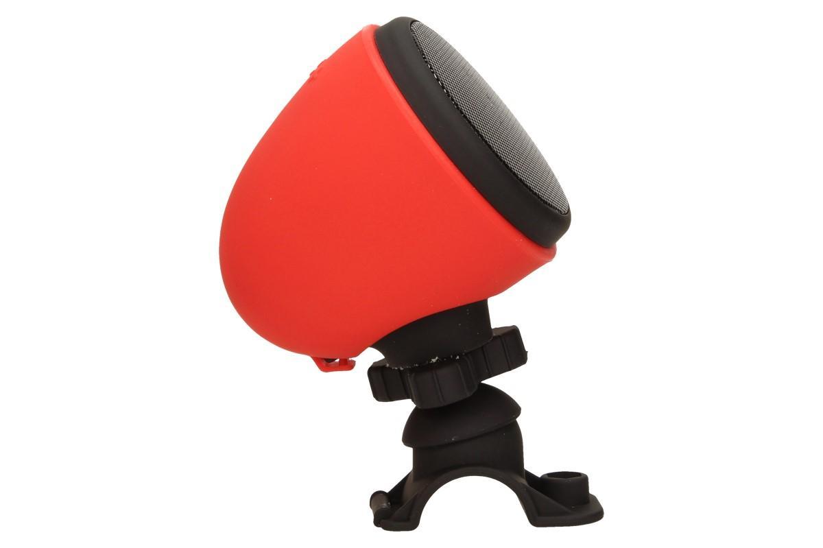 Bluetooth reproduktor na kolo